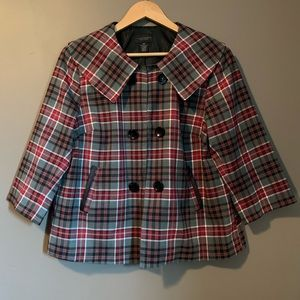 Investment petites collared jacket